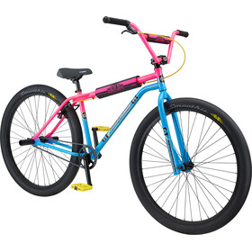 """GT Bicycles Street Performer Heritage 29"""", pink/cyan/black"""